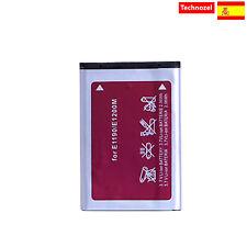 Bateria Para Samsung E1200 E1190 Capacidad 700mAh Alta Calidad