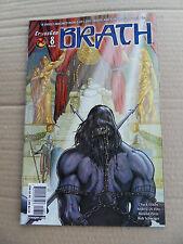 Brath 8 . Crossgen 2003 . VF - minus