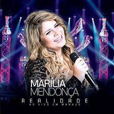 Marilia Mendonca - Realidade: Ao Vivo Em Manaus [New CD] Brazil - Import