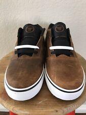 Fallen Shoes - DOA - Brown / Black - Size 9
