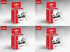 4 Magenta Cartuchos De Tinta Para Hp 363 Photosmart C7150 c7170 c7177 C7180 c7183
