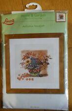 Autumn Bouquet by Lanarte cross stitch kit