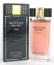 Modern Muse Chic by Estee Lauder EDP Spray 3.4 oz New *Slightly Damaged Box