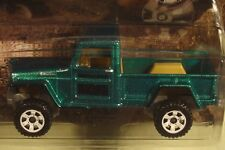 Matchbox Jeep Willys 4 x 4 2016 Jeep series