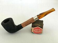 Mastro Beraldi Bog Oak Mooreiche Pfeife pipe pipa - 9mm Filter