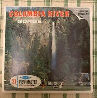 Columbia River Gorge, Oregon : View-Master A249  W/ GAF Order Form