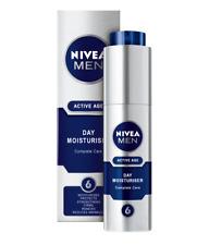 NIVEA Men Active Age Day Moisturiser 50ml For mature skin against wrinkles
