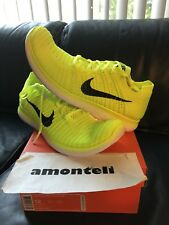super popular b358b 977a2 BRAND NEW NIKE FREE RN FLYKNIT MS MEDAL STAND VOLT 2016 RIO OLYMPICS - SIZE  12