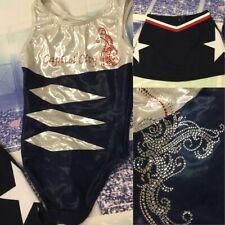 Real Cheerleading Uniform Girls 7/8 Bodysuit