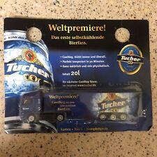 Model Tucher Beer Advertisement Truck