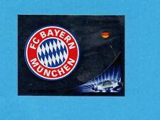 PANINI-CHAMPIONS 2012-2013-Figurina n.372- SCUDETTO/BADGE -BAYERN M.-NEW BLACK