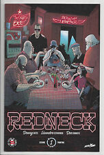 REDNECK #1 (2nd PRINT) SKYBOUND IMAGE Cates SOLD OUT 2017 NM