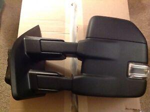 15 thru 18 F-150 OEM Ford Telescopic Trailer Tow Mirror LEFT Driver