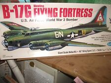 B-17G Boeing Flying Fortress Model Kit by Guillows