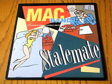 "MAC BAND - STALEMATE  7"" VINYL PS"