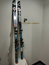 Volkl Dragonslayer Skis With Bindings Marker Size 160 Cm