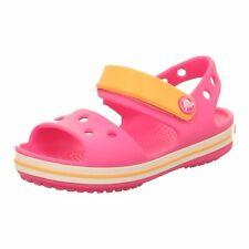 CROCS Kinder Maedchen Crocband Sandal Kids 12856-6QZ 12856-6QZ pink 868257