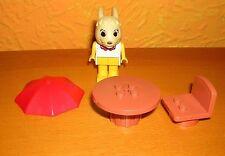 Lego Fabuland 3718 mehrere Teile