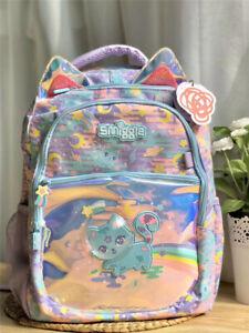 ❤ Girls SMIGGLE Lilac Fave Backpack School Bag Rucksack NEW RARE book Purple
