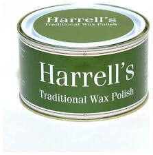 Harrells Wax/ Furniture Wax/ Woodwork/Polish/ Restore / 400g COLOURLESS