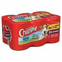 Chappie Favourites 6 Pack - 412g - 573634