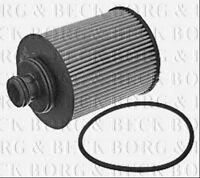 BFO4049 BORG & BECK OIL FILTER fits Fiat/GM 1.3 JTD/CDTi 05- NEW O.E SPEC!