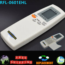 New Remote Control Fit For Carrier RFL-0601EHL 36KCARMS AC Air Conditioner