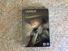 the league of extraordinary gentlemen dvd 3-Discs, STEELBOOK Region 1 & 2