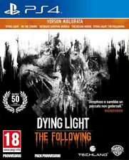 Dying Light Enhanced Edition Ps4 • Koch Media 5051890302106