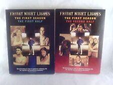 Friday Night Lights The First Season First Half & Second Half (DVD 5 Discs)