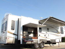 2014 FOREST RIVER WILDCAT 3s OUTSIDE KITCHEN 317 RL 36' MONTANA RV 5TH BIG HORN