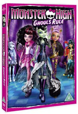Monster High: Ghouls Rule  DVD NUEVO