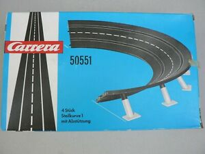 Carrera Universal 132 Steilkurve 1  50551 NEU
