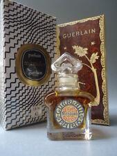 Guerlain Mitsouko Parfum 7.5ml Vintage 1970s NEU VERSIEGELT aber nicht MINT ZickZack Box