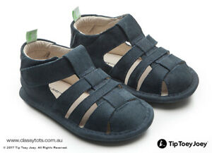 NEW Tip Toey Joey Baby Shoes - SANDY (More Colours ) *30% SALE*