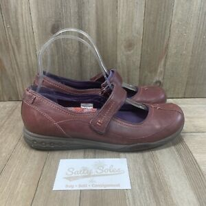 Merrell Allure Huckleberry Leather Mary Jane Casual Shoes (J44996) Womens Size 6