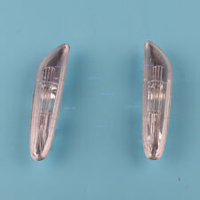 2Pcs fit BMW 3 Series Side Marker Signal Lamp Clear Left +Right for 2001-05 New