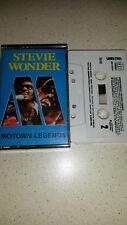 stevie wonder motown legends music cassette   fast dispatch