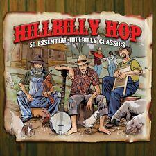 Hillbilly Hop - 50 Essential Hillbilly Classics 2CD 2011 NEW/SEALED