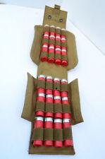 24 Round Shotgun shell cartridge Ammo Shotshell Carrier Attachment MOLLE Pouch