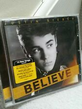 Believe, Justin Bieber, Audio CD, Good, FREE & FAST Delivery