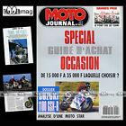 MOTO JOURNAL N°1025 SUZUKI GSX-R 1100 KAWASAKI ZXR 750 HONDA CB 450 BMW R32 1992