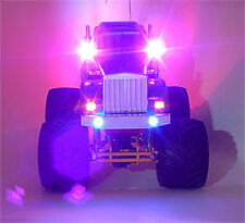 6 LED KIT Fits T E Maxx & Savage 21 25 SS RC Monster GT