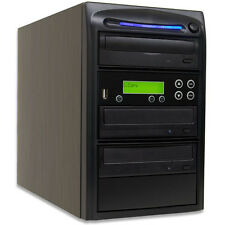 SySTOR 1-2 Standalone USB Memory Flash Drive to Disc (CD DVD) Duplicator Tower