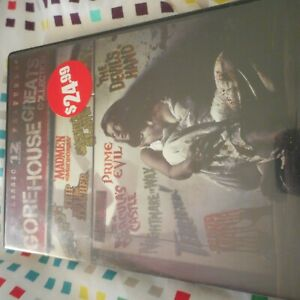 GOREHOUSE GREATS DVD SET