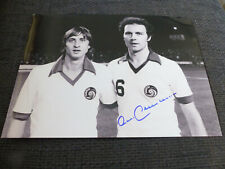 FRANZ BECKENBAUER signed 8x11 autograph NEW YORK COSMOS Photo InPerson Berlin