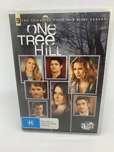 ONE TREE HILL DVD. THE COMPLETE NINTH AND FINAL SEASON DVD. 3 DISCS SET