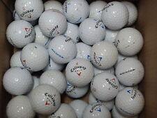 40 Callaway Big Bertha golf balls Grade B bargain!