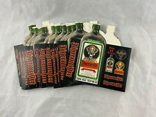 Vintage - Lot of 17 - JÄGERMEISTER - Promotional - Table Tents - Decals - 1990's
