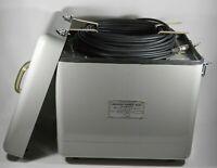U.S. Army Military Portable Loudspeaker Permanent Magnet 16 ohms 25 watts RARE